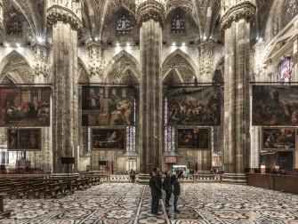 Tour privato Fast track Duomo, Area archeologica e Terrazze