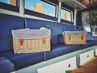 PICNIC CHIC - Bertoldi Boats