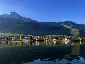 Alla scoperta dell'Alto Lago di Como in barca