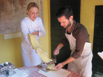Cook with us - Lake Como