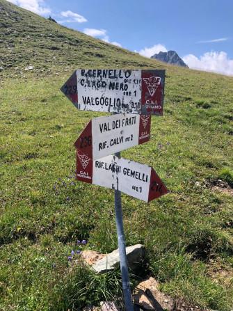 Trekking nelle Alpi Orobie – 2 giorni