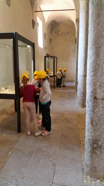 Laboratori didattici al Museo Archeologico di Vigevano