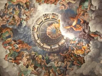 Oziando fra Cavalli,Giganti, Dei e Imperatori