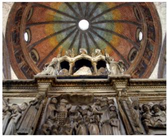 Visita guidata nella Basilica di Sant'Eustorgio
