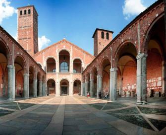 Visita Guidata a Sant'Ambrogio