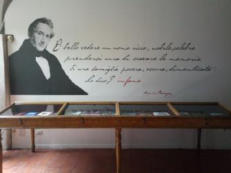 VILLA MANZONI in Lecco, ospiti di Alessandro Manzoni