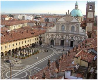 Visita guidata a Vigevano