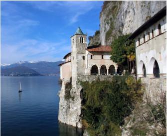 Visita guidata a Santa Caterina del Sasso