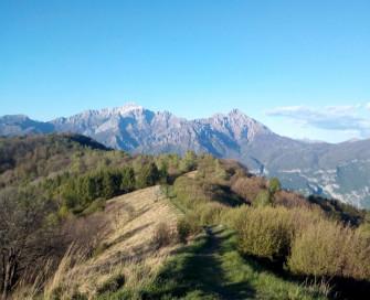 Visita guidata sul Monte Megna Lunedì 13 aprile 2020