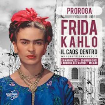 Frida Kahlo Il Caos Dentro - MILANO