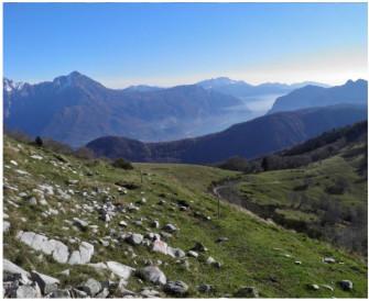 visita guidata al Monte San Primo Venerdì 1 maggio