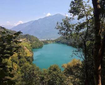 Visita guidata al Lago Moro