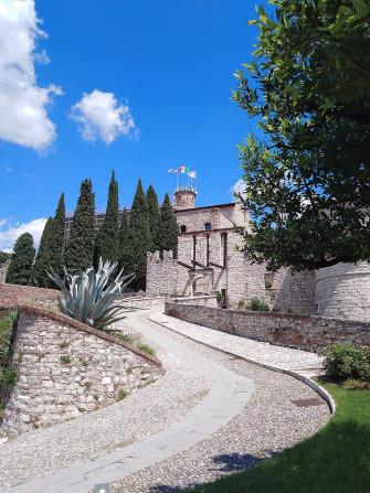 All'attacco! Storie e segreti del castello di Brescia