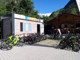 Noleggio bike Palù