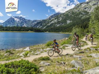 Stage e-bike + escursione al lago Palù e degustazione