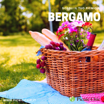 I tuoi picnic a Bergamo