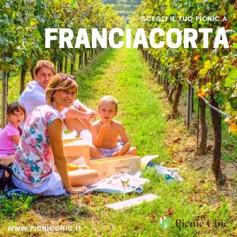 I tuoi picnic in Franciacorta