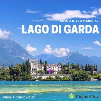 I tuoi picnic al Lago di Garda