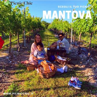 I tuoi picnic a Mantova