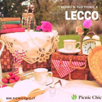 I tuoi picnic a Lecco