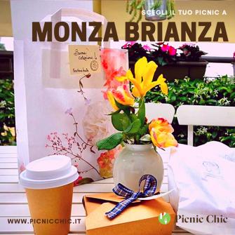 I tuoi picnic a Monza Brianza