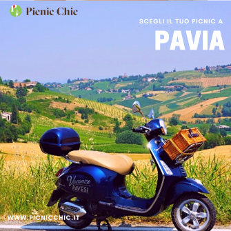 I tuoi picnic a Pavia