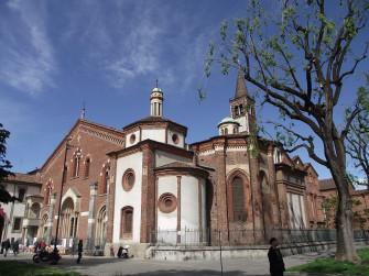 Visita guidata alla Basilica di Sant'Eustorgio