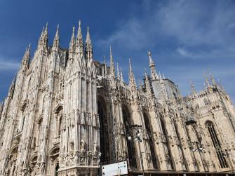 Tra guglie e statue: visita del Duomo di Milano
