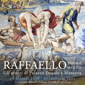 Mantova e Raffaello: visita del Complesso di Palazzo Ducale.