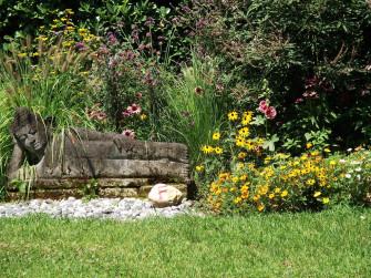 Giardino Botanico Heller, labirinto d'emozioni