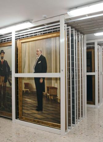 Ritratti d'autore all'Ospedale Maggiore di Milano – Incontro Virtuale