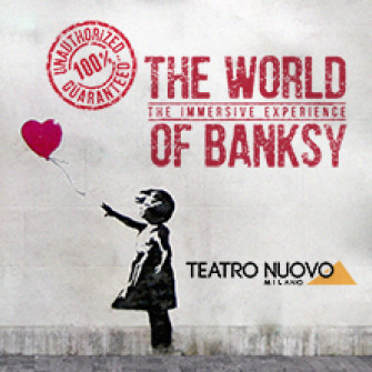 Open - The World of Banksy - The immersive experience