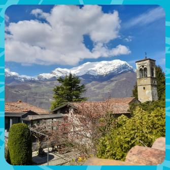 13Points Tour in Valsassina, tra Cremeno e Barzio