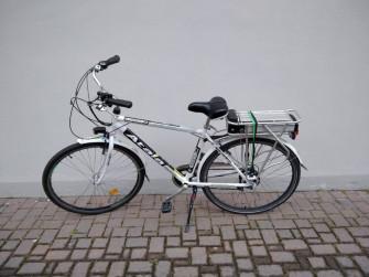 Noleggio biciclette a Marone - Via Roma, 32 (Villa Serioli)