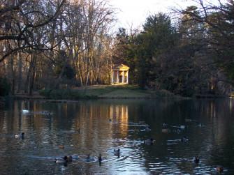 Itinerario storico e naturalistico alla scoperta del Parco di Monza