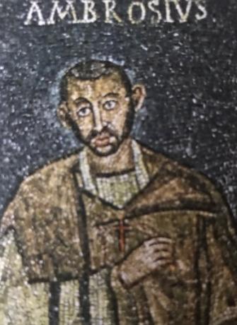 Milano e le basiliche di Ambrogio