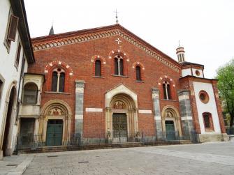 Milano e le sue tradizioni. Sant'Eustorgio e la Cappella Portinari.