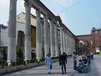 Milano romana. Un itinerario archeologico alla ri-scoperta delle origini antiche della città