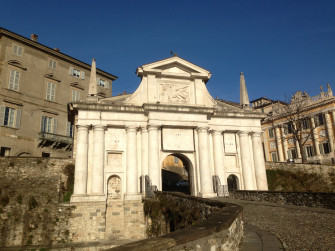 Bergamo ... andar per scalette tra storia e natura