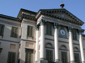 Bergamo e la Pinacoteca Carrara