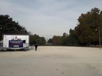Parco sempione: tra verde e monumenti