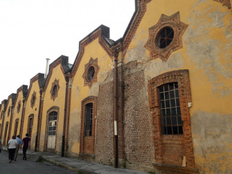 Crespi d'Adda: villaggio operaio patrimonio Unesco
