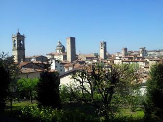 Bergamo: la città alta