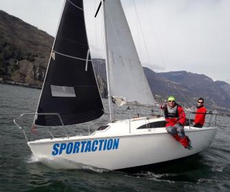 Noleggio barche a vela - Elan 19