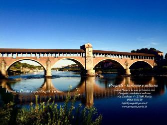 Visita Pavia e Provincia con Progetti Società Cooperativa