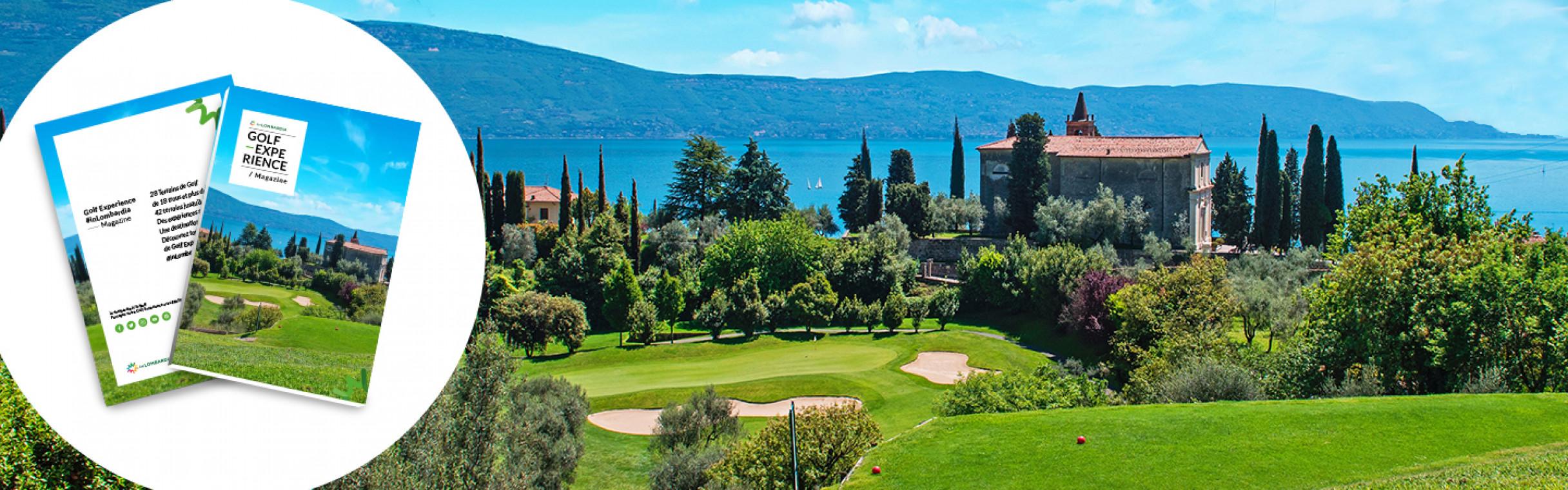 Téléchargez le Magazine Golf Experience!