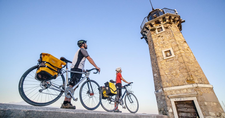 From Desenzano del Garda to Mantua