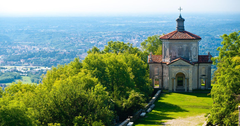 Lombardei: die Region mit den meisten geschützten Orten