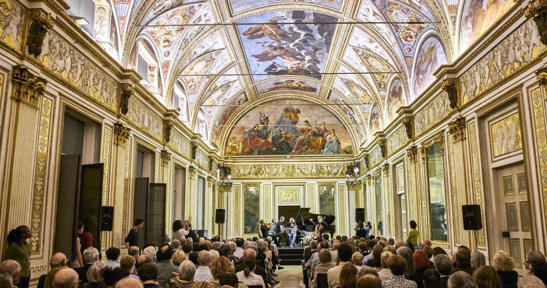 Lonquich & Friends alla Sala degli Specchi di Palazzo Ducale