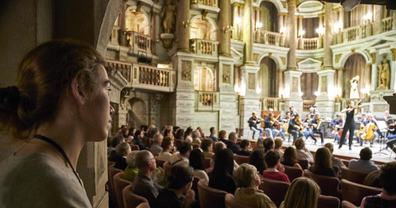 Ascolti al Teatro in cui trionfò Mozart nel 1770